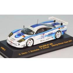 IXO GTM012 SALEEN S7 #26 SEBRING WINNER CLASS 2001