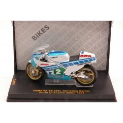 IXO CLB005 YAMAHA TZ 250 C.SARRON N.2 WORLD CHAMPION 250cc 1984 1:24