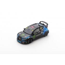 SPARK S7823 AUDI Sport S1 WRX quattro N°13 Vainqueur Race 7 World RX Canada 2019 Andreas Bakkerud