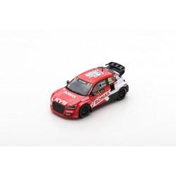SPARK S7828 AUDI Sport S1 WRX quattro N°40 Race 3 World RX Belgique 2019 Mattias Ekström