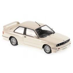 minichamps 940020301 BMW M30 E30 BLANCHE 1987