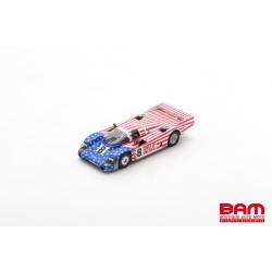 SPARK Y176 PORSCHE 956 N°8 3ème 24H Le Mans 1986 -G. Follmer - J. Morton - K. Miller