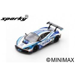 SPARK Y162 MCLAREN 720S GT3 N°11 PLANEX SMACAM RACING