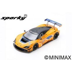 SPARK Y175 MCLAREN 720S GT3 2019 (1/64)