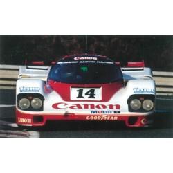 SPARK Y181 PORSCHE 956 N°14 2ème 24H Le Mans 1985 -J. Palmer - J. Weaver - R. Lloyd