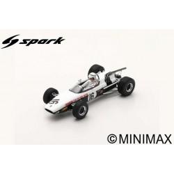 SPARK SF179 MCLAREN M4A N°16 GP de Pau F2 1968 Graeme Lawrence (300ex)