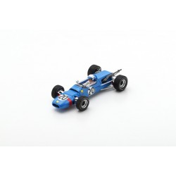 SPARK SF183 MATRA MS5 N°20 3ème GP de Rouen F2 1967 Jo Schlesser (300ex)