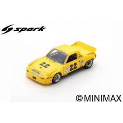 SPARK US056 PORSCHE 914/4 N°22 IMSA GTU 1982 Wayne Baker (500ex)