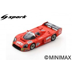 SPARK SJ096 JTK 63C N°151 500km Fuji 1988 J. Yoneyama - K. Misaki (500ex)