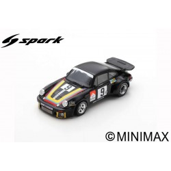 SPARK S3530 PORSCHE Carrera RSR 3.0 N°9 24H Le Mans 1975 F. Merello - F. Madera - L. Larrea
