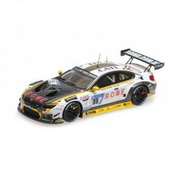 MINICHAMPS 447182699 BMW M6 GT3 N°99 ROWE RACING NURBURG 2018