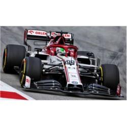 SPARK 18S478 ALFA ROMEO Racing ORLEN C39 N°99 Pre-Test F1 2020 -Antonio Giovinazzi (1/18)