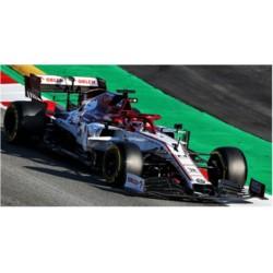 SPARK 18S477 ALFA ROMEO Racing ORLEN C39 N°7 Pre-Test F1 2020 -Kimi Räikkönen (1/18)