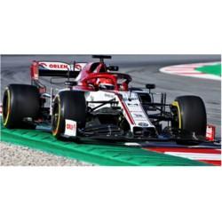 SPARK 18S479 ALFA ROMEO Racing ORLEN C39 N°88 Pre-Test F1 2020 -Robert Kubica (1/18)