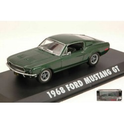 GREEN 86431 FORD MUSTANG 1968