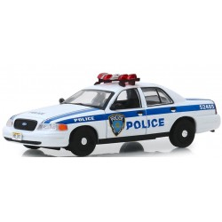 GREEN 86569 FORD CROWN VICTORIA POLICE NEW YORK 2003
