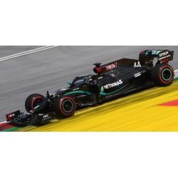 SPARK 18S482 MERCEDES-AMG F1 W11 EQ Performance N°44 Mercedes-AMG Petronas Formula One Team Vainqueur GP Styrie 2020 (1/18)