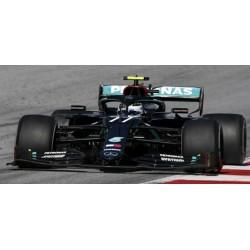 SPARK 18S481 MERCEDES-AMG F1 W11 EQ Performance N°77 Mercedes-AMG Petronas Formula One Team Vainqueur GP Autriche 2020 (1/18)