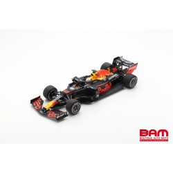 SPARK 18S486 RED BULL Racing RB16 N°33 Aston Martin Red Bull Racing Vainqueur Anniversaire 70ème Grand Prix Silverstone 2020