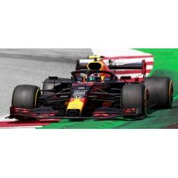 SPARK 18S485 RED BULL Racing RB16 N°23 Aston Martin Red Bull Racing 4ème GP Styrie 2020 Alexander Albon (1/18)