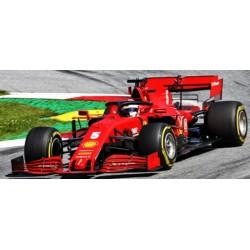 LOOKSMART LS18F1030 FERRARI Scuderia SF1000 N°5 Scuderia Ferrari GP Autriche 2020 Sebastian Vette (1/18)l