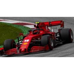 LOOKSMART LS18F1029 FERRARI Scuderia SF1000 N°16 Scuderia Ferrari 2ème GP Autriche 2020 Charles Leclerc (1/18)