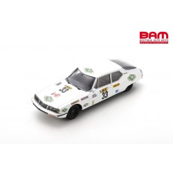 SPARK SF198 CITROEN SM N°33 Tour de France Automobile 1972 G. Verrier - M. Martin (300ex)
