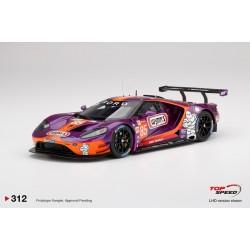 TOP SPEED TS0312 FORD GT N°85 Keating Motorsports 24H Le Mans 2019- B. Keating - J. Bleekemolen - F. Fraga