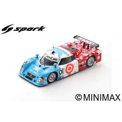 SPARK 43DA07 RILEY MK XI N°01 Vainqueur 24H Daytona 24 2007 S. Pruett - S. Durán - J-P. Montoya