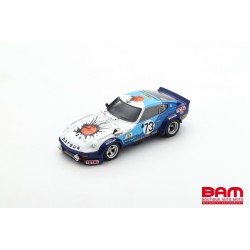SPARK S3582 NISSAN 240Z N°73 24H Le Mans 1976 C. Buchet - L. Favresse - A. Haller