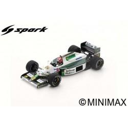 SPARK S4591 LOTUS 102B N°12 GP Australie 1991 Johnny Herbert