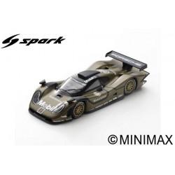 SPARK S5997 PORSCHE 911 GT1/98 Porsche AG Test Car 1998