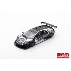 SPARK S9606 LAMBORGHINI Murciélago LP670 R-SV GT1 N°25 Reiter Engineering FIA GT1 World Championship 2010 R. Zonta - F. Kechele