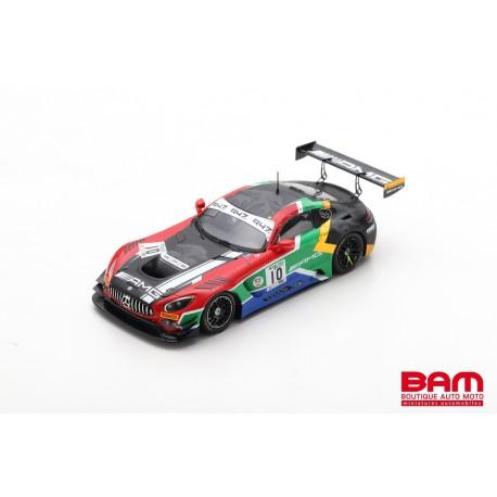 SPARK S6331 MERCEDES-AMG GT3 N°10 Mercedes-AMG Team SPS Automotive Performance 5ème 9H Kyalami 2019