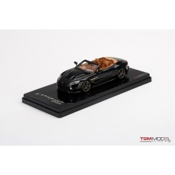 TRUESCALE TSM430167 ASTON MARTIN Vanquish Zagato Volante Scorching Black