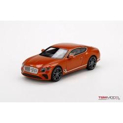 TRUESCALE TSM430377 BENTLEY Continental GT Orange Flame