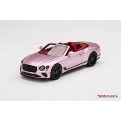 TRUESCALE TSM430508 BENTLEY Continental GT Convertible Passion Pink