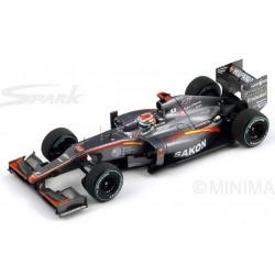 SPARK S3011 HRT F1-10 BELGIQUE 2010 N°20