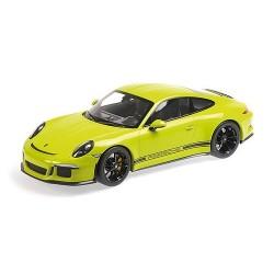 MINICHAMPS 125066326 PORSCHE 911 R VERTE 2016 (1/12)