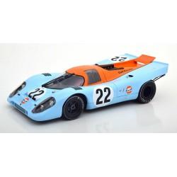 NOREV 127505 PORSCHE 917K 24 H DU MANS 1970 N°22 hobbs/attwood (1/12)