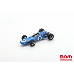 SPARK SF184 MATRA MS7 N°8 Vainqueur Grand Prix de Pau F2 1968 Jackie Stewart (300ex)