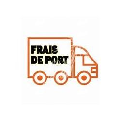 Régularisation frais de Port