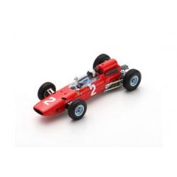 LOOKSMART LSRC071 FERRARI 1512 N°2 GP SPA 1965 BANDINI
