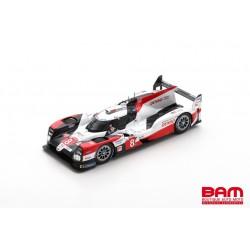 SPARK 43LM20 TOYOTA TS050 - Hybrid N°8 TOYOTA GAZOO Racing Vainqueur 24H Le Mans 2020 S. Buemi - B. Hartley - K. Nakajima