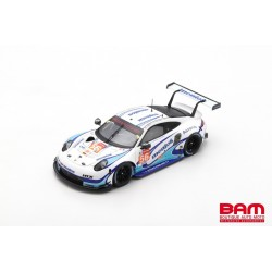 SPARK S7987 PORSCHE 911 RSR N°56 Team Project 1 27ème 24H Le Mans 2020 M. Cairoli - E. Perfetti - L. ten Voorde