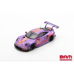 SPARK S7988 PORSCHE 911 RSR N°57 Team Project 1 40ème 24H Le Mans 2020 J. Bleekemolen - F. Fraga - B. Keating