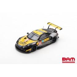 """SPARK S7993 PORSCHE 911 RSR N°89 Team Project 1 43ème 24H Le Mans 2020 """"Steve Brooks"""" - A. Laskaratos - J. Piguet"""