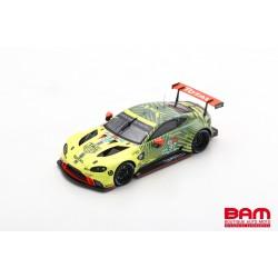 SPARK S7986 ASTON MARTIN Vantage AMR N°97 Aston Martin Racing Vainqueur LMGTE Pro class - 20ème 24H Le Mans 2020