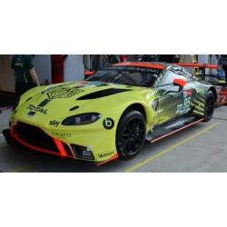 SPARK S7985 ASTON MARTIN Vantage AMR N°95 Aston Martin Racing 3ème LMGTE Pro class - 22ème 24H Le Mans 2020