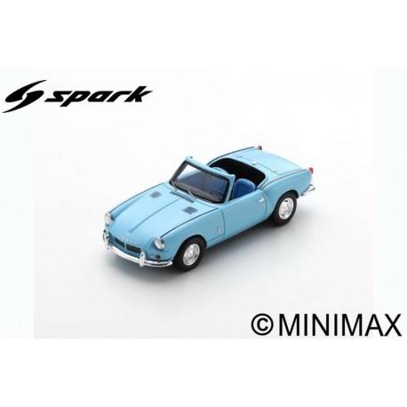 SPARK S2472 TRIUMPH Spitfire 4 MK2 1965